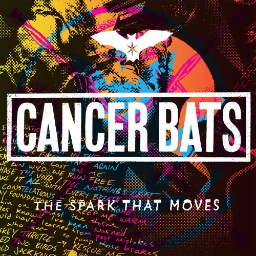 Cancer Bats - The Spark That Moves (2018)